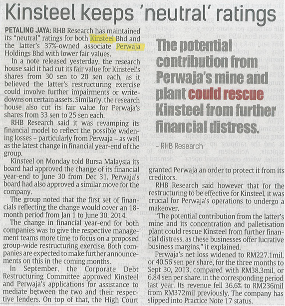 Kinsteel-keeps-neutral-rating