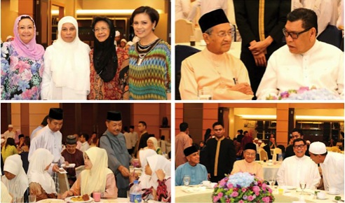 buka puasa at south lake residence