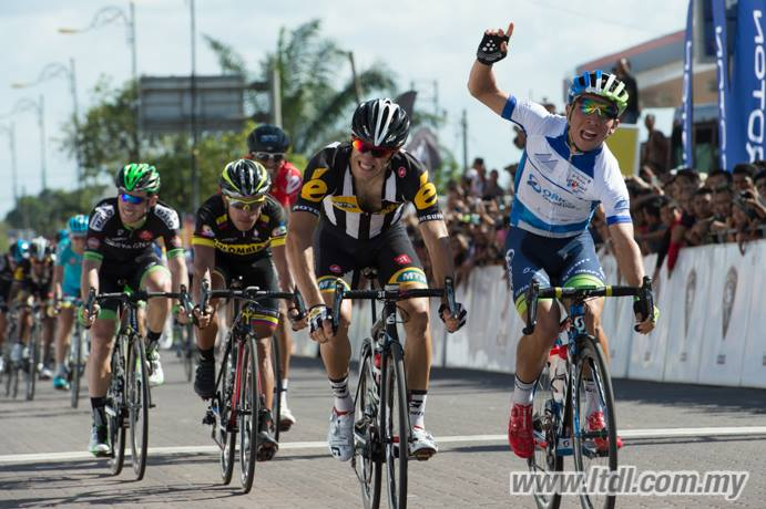 maju supports le tour de langkawi 2015