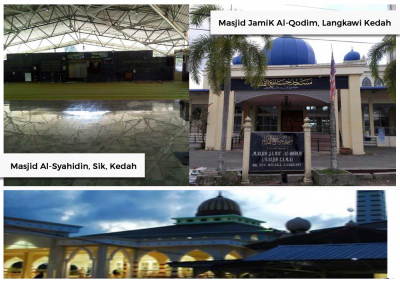 construction of mosques in kedah